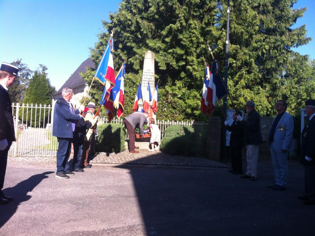 8 mai 2018 commémoration de la guerre 1939-1945