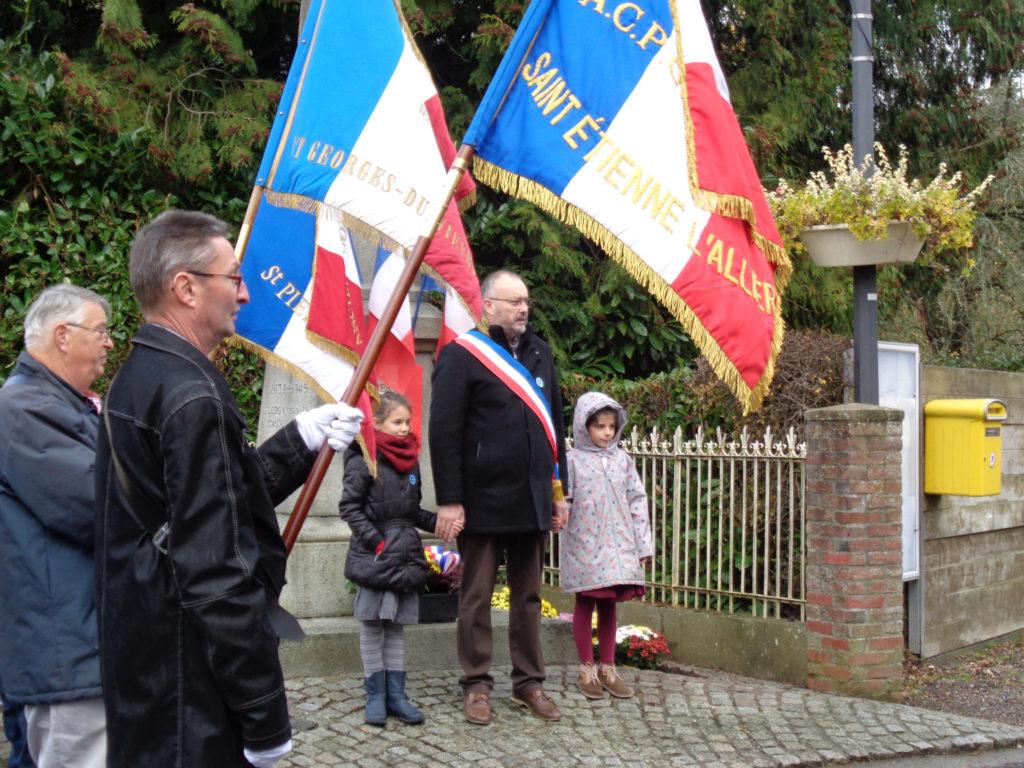 11 novembre 2018 commémoration de la guerre de 1914-1918 (100 ans)